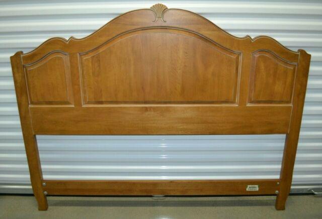 Full Queen Headboard Bed Birch 26 5617