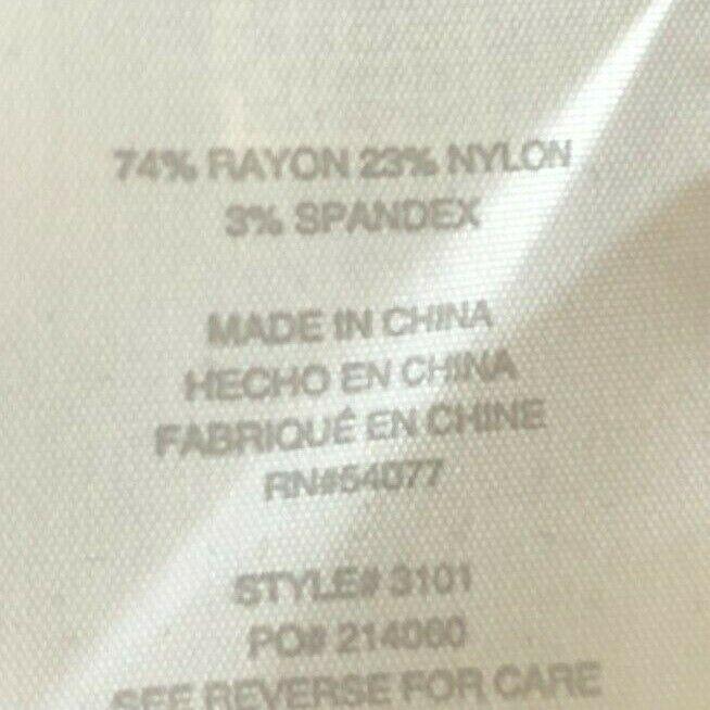 Cabi Size 2 Claire Dress Black Ponte Knit Short S… - image 7