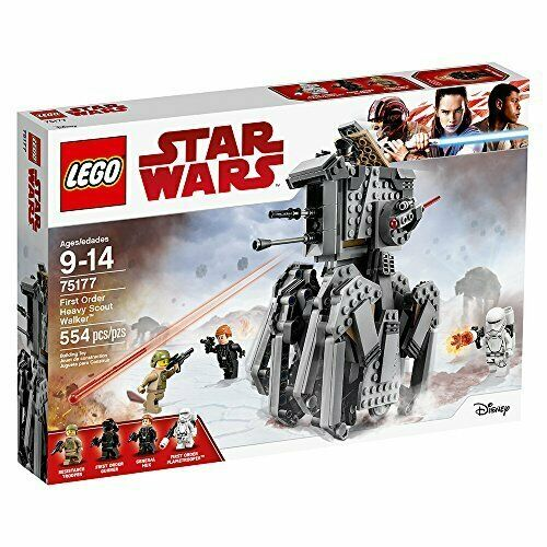 LEGO Star Wars Rogue One First Order Heavy Scout Scout Scout