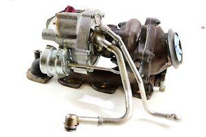Mercedes-Benz-CL600-W215-Abgasturbolader-Turbolader-A2750901380-Rechts-S600-W220