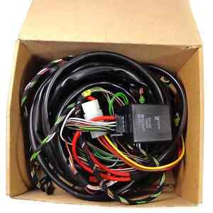 Details about GENUINE VAUXHALL ANTARA TOW BAR WIRING HARNESS 13-PIN on tow license plate bracket, tow cable, tow lights,