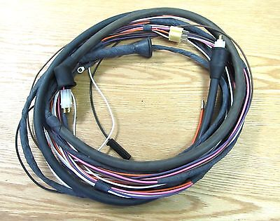 55 chevy door jam wiring 1956 chevy tail light wire harness 4 door station wagon    usa  1956 chevy tail light wire harness 4