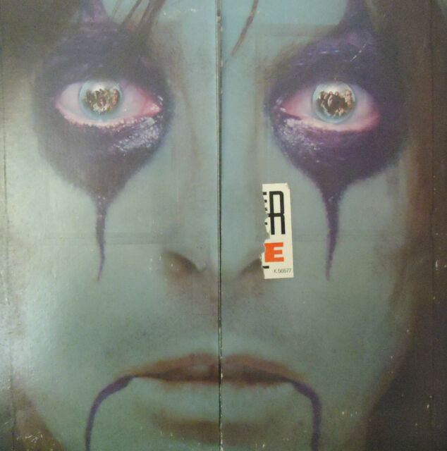 ALICE COOPER - From The Inside ~ GATEFOLD VINYL LP