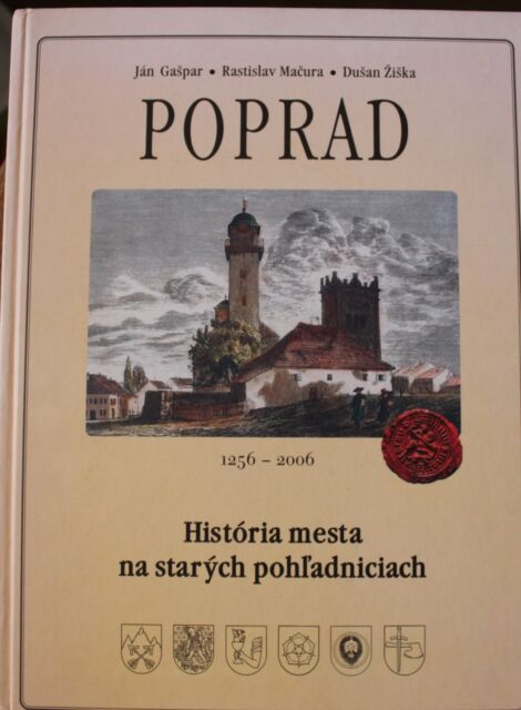 Rare Poprad History Of The Town On Old Postcards 1256 2006