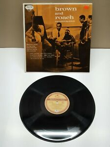 Clifford-Brown-Max-Roach-Brown-and-Roach-Incorporated-Emarcy-EXPR-1010-MONO-EX