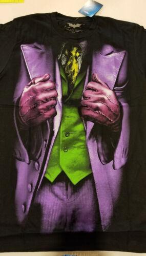 Joker T-shirt Batman villain Jokers Halloween costume cosplay Men/'s Shirts S-2XL