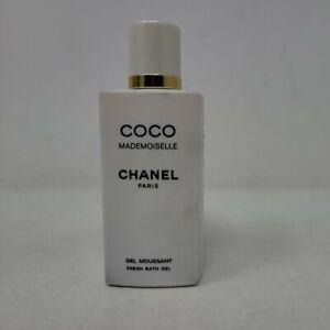 Coco Mademoiselle Chanel Gel Moussant Fresh Shower Gel 3.4 oz 100 ml