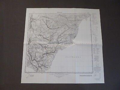 Landkarte Meßtischblatt 5866 Mittelwalde, Międzylesie, Schlesien, Habelschwerdt