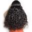 Brazilian-100-Virgin-Human-Hair-THICK-Extensions-Black-1Bundles-100G-Weave-Wavy miniature 12