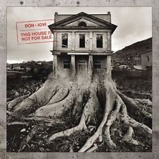 Bon Jovi This House is Not for Sale (CD, NEW, Factory Sealed)