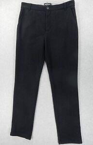 BetaBrand Dress Pants Sweatpants (Mens 34x35) Dark Gray
