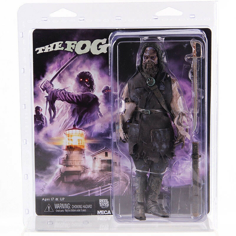 Film d'horreur le brouillard Blake Light-up Yeux PVC Action Figure de Collection Modèle Jouet
