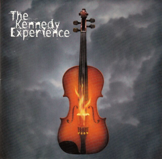 NIGEL KENNEDY : THE KENNEDY EXPERIENCE / CD - TOP-ZUSTAND