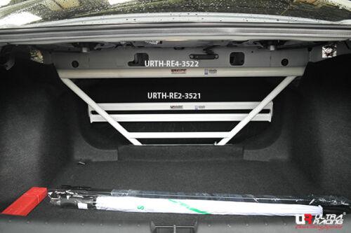 FIT HONDA CIVIC FC 1.8 1.5T /'16 ULTRA RACING 2 POINTS REAR STRUT BAR BRACE STEEL