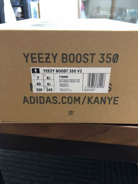 Yeezy boost 350 v2 from japan (4110