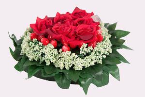 1 Bis 6 Herz Tischdekoration Rote Rosen Tischaufleger Hochzeit