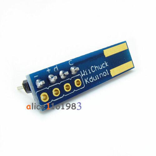 I2C Wii WiiChuck Nunchuck Adapter shield Module Board for Arduino F17252