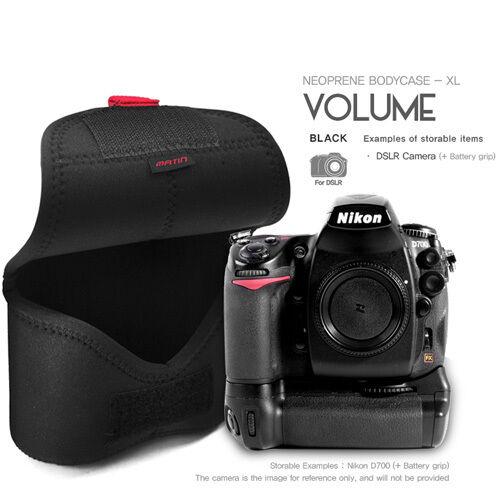 batería Grip Estuche Cubierta//XL para A900 A850 A800 A700 Sony Alpha Cámara SLR D-cuerpo