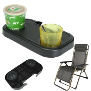1PC-Outdoor-Portable-Side-Tray-Cup-Holder-for-Drink-Folding-Beach-Garden-Ch-ME