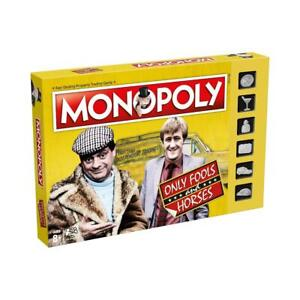 Officiel-Only-Fools-and-Horses-monopole-commercial-Traditionnel-Famille-Jeu-Plateau