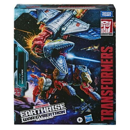 Transformers War For Cybertron Earthrise Commander Class Sky Lynx