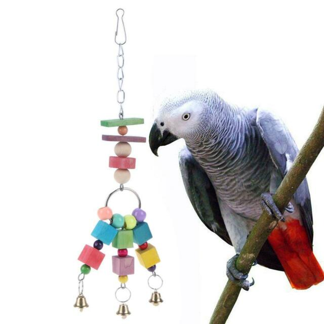 Acrylic Rope Net Swing Ladder Toy For Pet Parrot Birds Chew Play Climbing New Discounts Price Pet Products