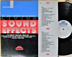 SOUND-EFFECTS-LP-Bainbridge-Vol-4-train-siren-telemetry-rocket-dockside-laughter
