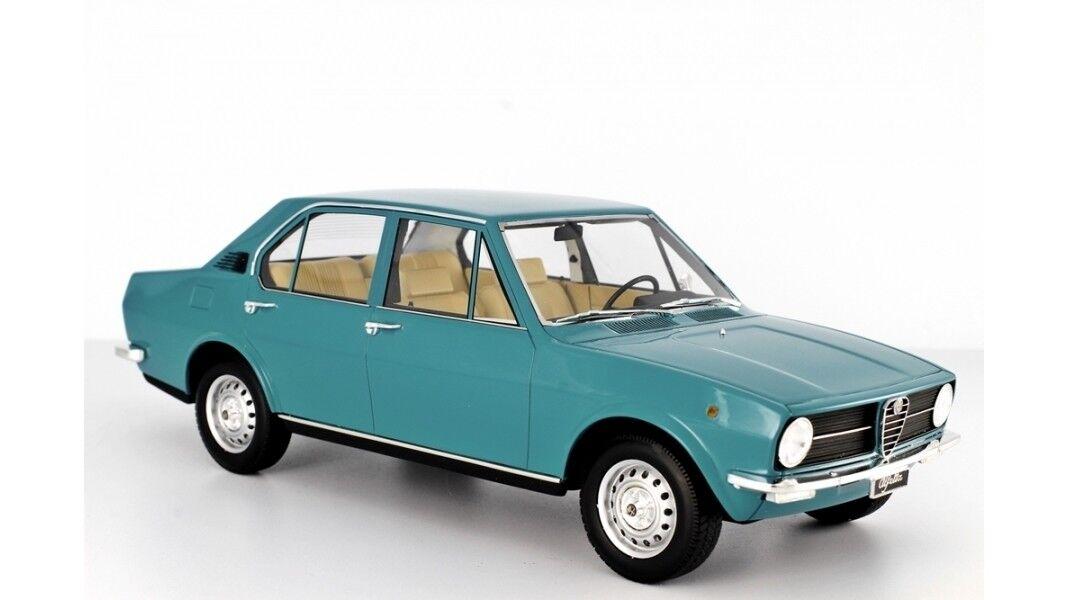 LAUDORACING 1 18 Alfa Romeo Alfetta 1.6 1975 verde LM097-2