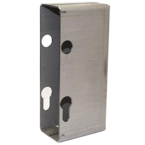 Einbaugehäuse für Hakenschloss Rahmenbreite 40 mm