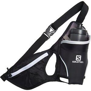 Salomon-Hydration-Belt-Hydro-45-Degree-Running-Hiking-Belt-for-Water-Bottle