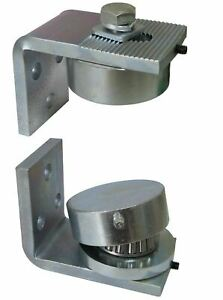 Swing-Gate-Heavy-Duty-10mm-steel-Ball-Bearing-Top-amp-Bottom-Hinges-800kg