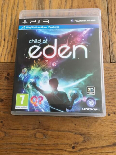 Child of Eden (unsealed) - PS3 UK Release New!
