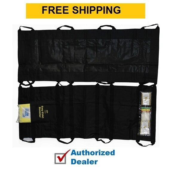 New Mayday Easy EVAC Roll Stretcher Kit by Authorized  Dealer via Free Shipping  zero profit