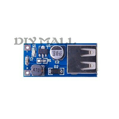 DC-DC Step-up Boost Module USB Power Boost Circuit Board 0.9V ~ 5V to 5V 600MA