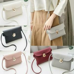 Women-Small-Handbag-PU-Leather-Shoulder-Bag-Satchel-Messenger-Crossbody-Bags