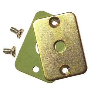 Front-Inspection-COVER-with-gasket-and-screws-for-WEBER-40-45-DCOE-DCOM-EMPI