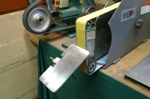 "D-D Work//Tool Rest for Jet Wilton Belt Grinders 18/"" Table"
