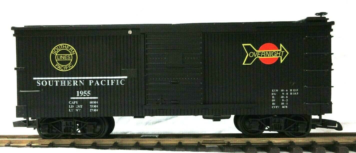 RO USA 1955 SOUTHERN PACIFIC  BOX CAR