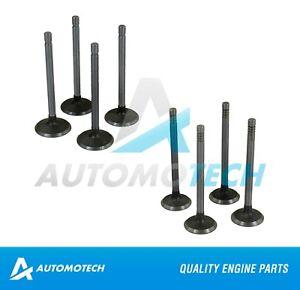 Exhaust Valve Fits Chrysler Shadow Daytona Caravan Aries 2.2 2.5 L SOHC Set of 4