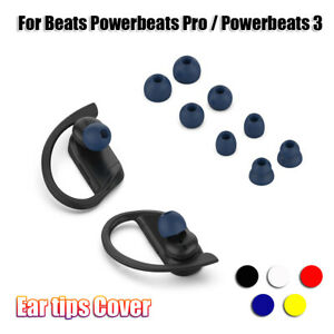 Headphones-for-Beats-Powerbeats-3-Pro-Ear-tips-Silicone-Earbuds-In-Ear-Earphone