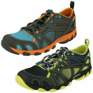 Mens-Merrell-Casual-Trainers-Hurricane-Lace