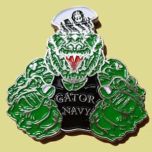GATOR-NAVY-CHIEF-PETTY-OFFICER-TEETH-OF-THE-FLEET-CPO-CHALLENGE-COIN-2-034-94