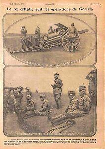 King-Victor-Emmanuel-III-Vittorio-Emanuele-of-Italy-Duc-d-039-Aost-Gorizia-WWI-1915