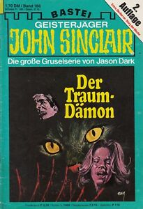 w-GEISTERJaeger-John-SINCLAIR-Nr-166-Der-TRAUM-Daemon-2-Auflage
