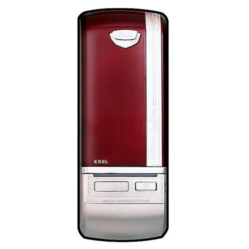 Digital Door Lock Milre Mi-350k Security Keyless Dead Bolt Keypad Red Other Locks