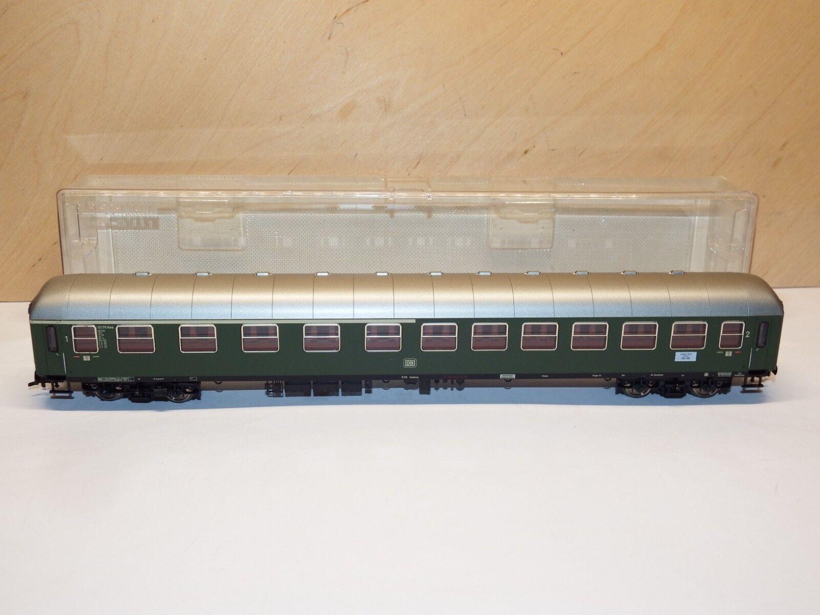 H0 Fleischmann 5603K Schnellzugwagen 1 2 Kl DB Neuwertig OVP 7381