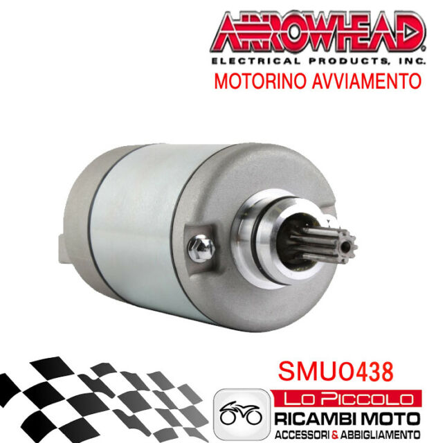 SUZUKI GSF1250SA ABS Bandit 2009 1254cc Arrowhead Starter Motor