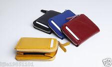 EMMA YAO Original women's mini zipper wallet men's small wallet bank card case