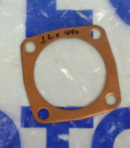 JLO ROCKWELL L 227 L-230 AND LR440//2 COPPER HEAD GASKET NEW OLD STOCK