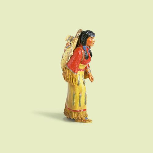 "70307-/""Sioux Mutter/""-/""Sioux Mother/""-Schleich-NEU in OVP-mint in Box!!"